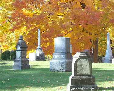 Beechwood Cemetery, Ottawa. Photo: Shanta Rohse, Creative Commons, some rights reserved.