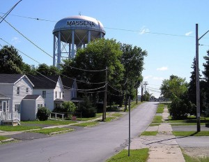 Massena, NY. Photo: Gary Stevens, Creative Commons, some rights reserved