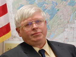 Dick Booth, commissioner Adirondack park Agency (Photo:  APA)