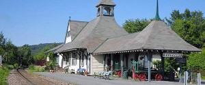 The Depot in Westport. Photo: NCPR