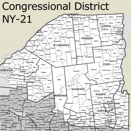 New York's 21st Congressional District
