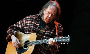 Neil Young, performing in 2009. Photo: NRK P3, Creative Commons, some rights reserved