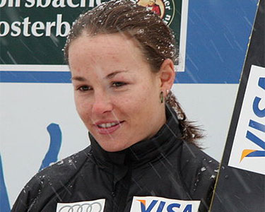 American ski jumper Lindsey Van in 2009. Photo: Jeses, Creative Commons, some rights reserved