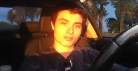 Elliot Rodger. Image: Still from Rodger's YouTube video