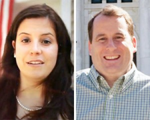 Stefanik defeated Matt Doheny in the GOP primary, despite the fact that Doheny has lived in the district much longer.  Doheny blamed the loss on Stefanik's Washington DC supporters.