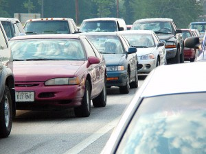 Traffic jams are a normal feature of modern life. Should they be? (Source: U.S. Census Bureau)