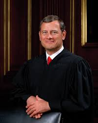 Stefanik says one of her earliest projects in Washington DC was supporting the confirmation of John Roberts, now the Chief Justice of the US Supreme Court:  Photo:  SCOTUS