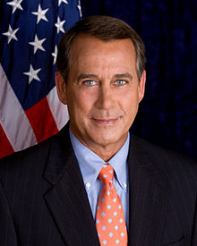 House Speaker John Boehner is only the highest profile national Republican to boost Stefanik's campaign. Photo: US House
