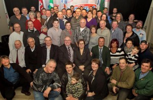 St Albert Cheese Co-op celebrates their come-back from a devastating fire in 2013. Image: St Albert Co-op, Facebook